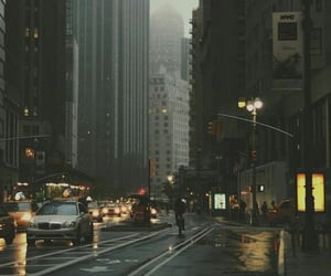 background, cities, and city image