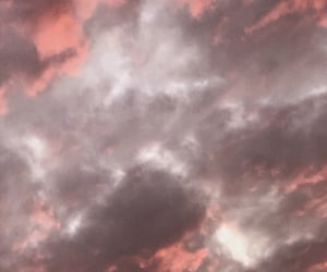 aesthetics, beautiful, and clouds image