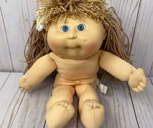etsy, crimp curl cpk, and crimp cabbage patch image