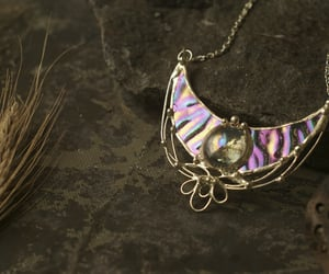 etsy, elf on the shelf, and crescent pendant image