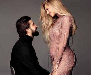 couple, fashion, and princess image