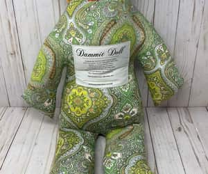 etsy, jumbo dammit doll, and giant dammit doll image
