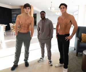 youtube, kevin hart, and grayson dolan image