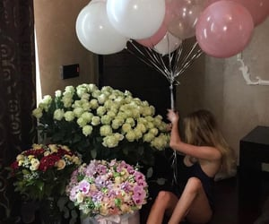 flowers, Best, and russian Girl image