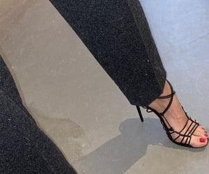 heel, high heels, and long legs image