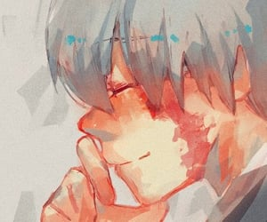 anime, tokyo ghoul, and color image