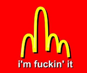 fun, humor, and McDonald's image