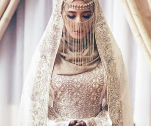 accessories, girl, and hijab image