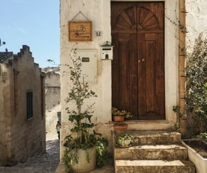 door, home, and italy image