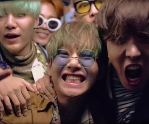 bts, taehyung, and kpop image