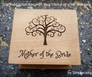 etsy, you are my sunshine, and wooden music box image