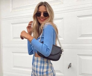 blue, fashion, and nice image