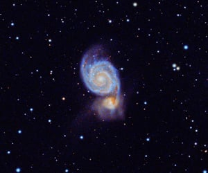beautiful, galaxy, and space image