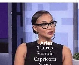 aries, cancer, and zodiac signs image