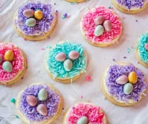 coconut, Cookies, and desserts image