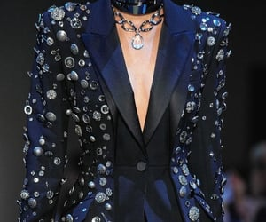 Alexander McQueen, fashion show, and luxury image
