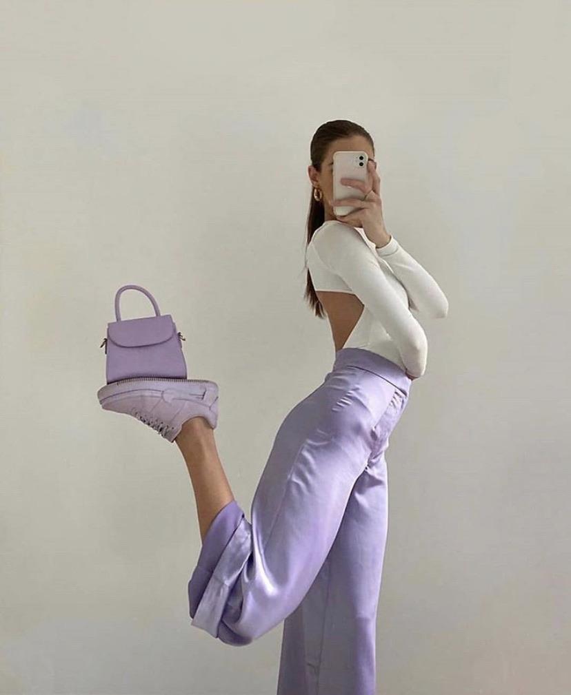 Image de fashion, purple, and lilac