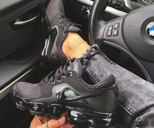 airforce, black, and sneaker image