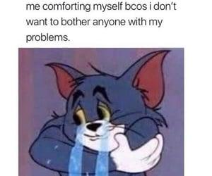 depression, funny, and mood image