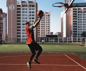 aesthetic, Basketball, and europe image
