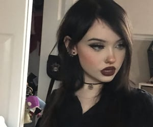 girls, goth, and icon image