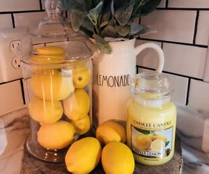 candles, lemonade, and home image