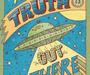 aliens, sci-fi, and conspiracy image