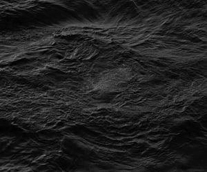 black, water, and dark image