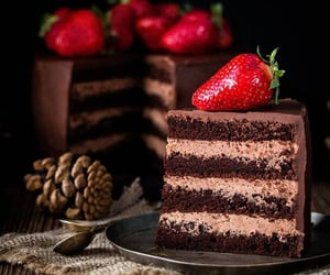 bakery, birthday, and cakes image