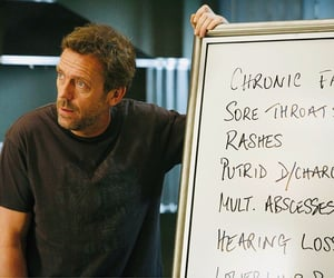 Dr. House, house, and hugh laurie image