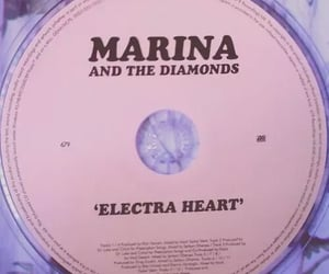 marina and the diamonds, electra heart, and pink image