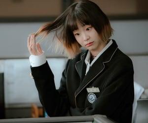 itaewon class, kim da mi, and jo yiseo image