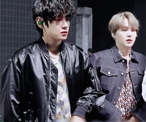 gif, jungkook, and suga image