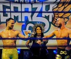 wwe, zelina vega, and garza jr. image