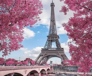 paris, france, and traveling image