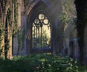 fantasy and castle image
