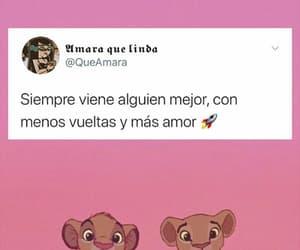 amor, letras, and mas image