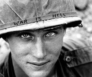 war, hell, and soldier image