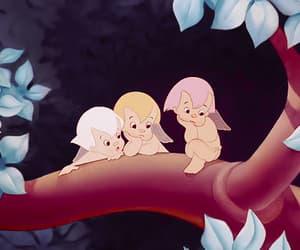 angel, cherubs, and fantasia image