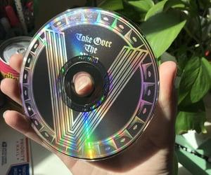 90s, album, and rainbow image