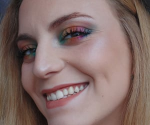 colors, eyeshadow, and makeups image