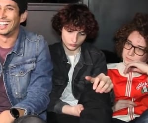 finn wolfhard and finnwolfhard image