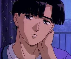 anime, please save my earth, and anime boy image