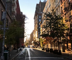lifestyle, morning, and new york image