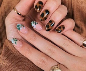 nails, design, and fashion image