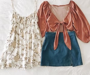 beauty, style, and clothing image