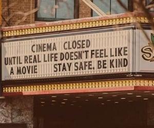 cinema, movie, and movies image
