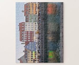 denmark, copenhagen, and nyhavn canal image
