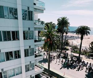 buildings, california, and Marathon image