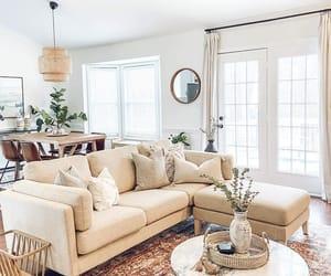 beige, decor, and decoration image